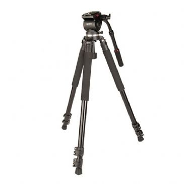 Kenro Standard Video Tripod Kit (Aluminium)